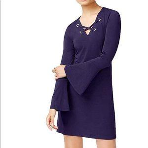 NWOT Michael Kors Purple Dress Size Small